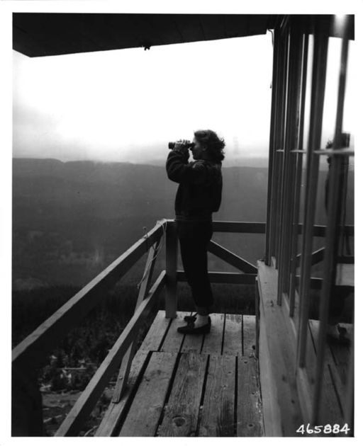 Lookout-Oregon-1951