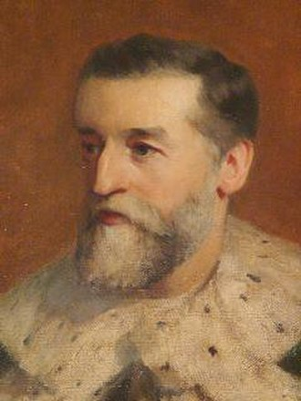 Schomberg Kerr, 9th Marquess of Lothian - Portrait of the 9th Marquess