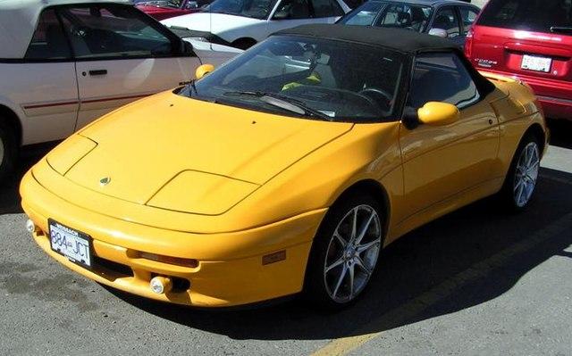Lotus Elan (M100)