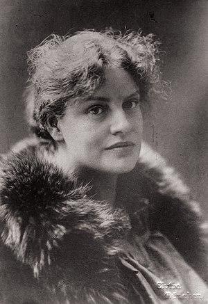 Andreas-Salomé, Lou (1861-1937)