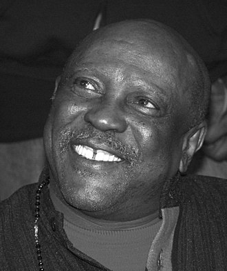 Louis Gossett Jr. - Gossett at the celebration of the anniversary of the March on Washington