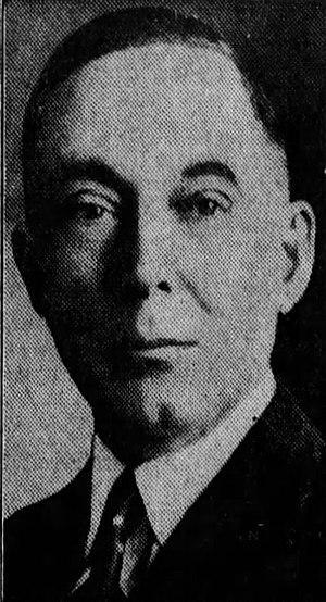 Maine gubernatorial election, 1938 - Image: Louis J. Brann (Maine Governor)