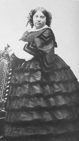 Louise Marie Thérèse of Artois - Louise Marie Thérèse d'Artois Duchess of Parma c 1860