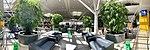 Lounge at Brisbane International Terminal in March 2019.jpg