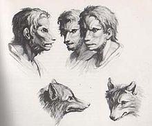 220px-Loup-garou-Lebrun dans Mythologie/Légende