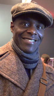 Paterson Joseph British actor