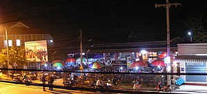 Luang Namtha - Image: Luang Nam Tha night market