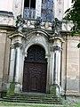 Lubiąż, klasztor, 1692-1710 widok z zewnątrz3.JPG