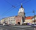 Lublin, Brama Krakowska - fotopolska.eu (336746).jpg