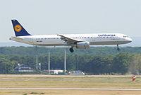 D-AIRO - A321 - Lufthansa