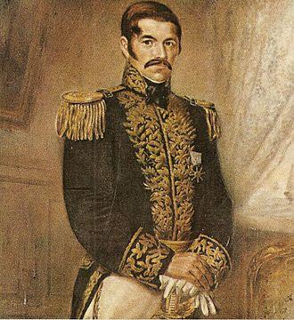 Curaçao - Luis Brión, a Curaçao-born Venezuelan admiral