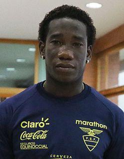 Luis Caicedo Medina Ecuadoran association football player