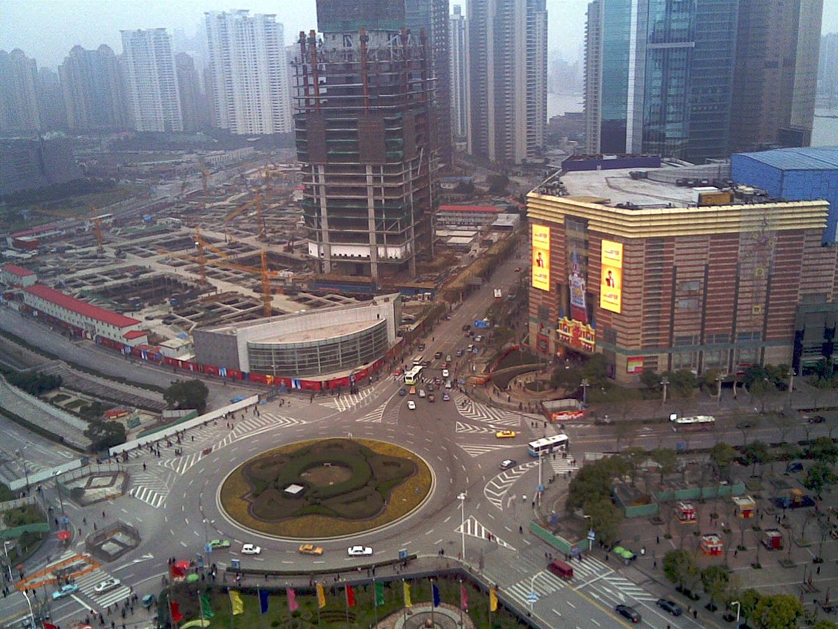 Shanghai/Pudong – Travel guide at Wikivoyage