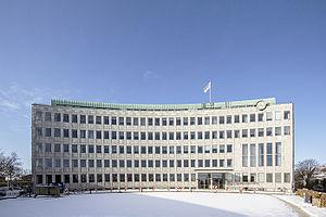 Lyngby-Taarbæk Municipality - Lyngby Rådhus (Town hall)