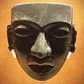 Máscara prehispánica - Museo Nacional de Antropología (México) 13.jpg