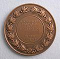 Médaille André-Marie Ampère (1775-1836). Graveur Jules CHAPLAIN (1839-1909) (B).jpg