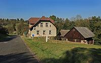 Mírová pod Kozákovem, Chloumek, house No 14.jpg