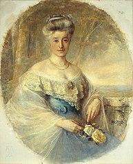 Elisabeth Wilhelmina (1864-1951), gravin van Rechteren Limpurg
