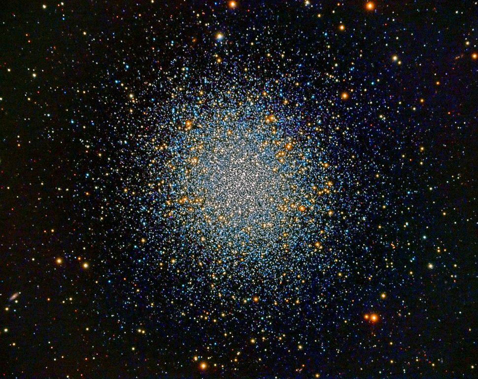 "M13 from an 8"" SCT"