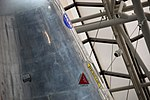 M2-F3 Lifting Body body decals - Smithsonian Air and Space Museum - 2012-05-15 (7276435088).jpg