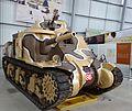 M3 Grant in the Bovington Tank Museum (right).jpg