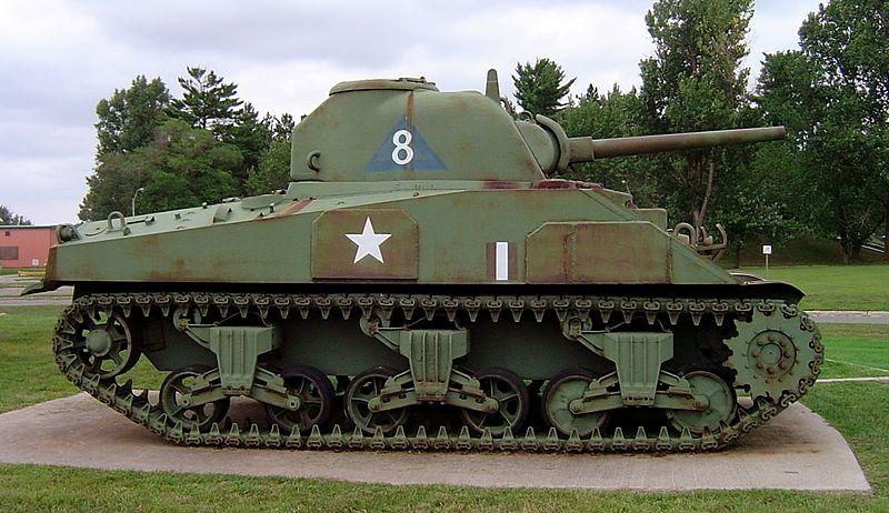Czołg Sherman