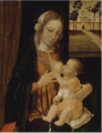 MADONNA AND CHILD - Bergognone.PNG