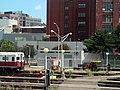 MBTA Emergency Training Center and 1400 cars.JPG