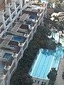 MC 澳門 Macau 萬豪酒店 JW Marriott Hotel room 28th Floor view November 2019 SS2 25.jpg