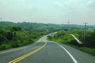 Mexican Federal Highway 180 - Image: MEX 180 Estado Veracruz