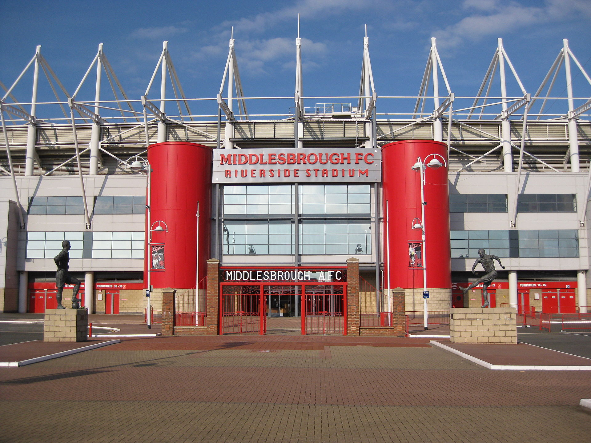 riverside stadium simple english wikipedia the free