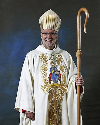 Luc-André Bouchard - Mgr Luc Bouchard, Bishop of Trois-Rivières