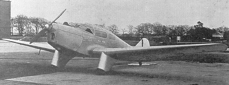 Miles M.4A Merlin