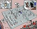 MSzy 20150720 In Minos Labyrinth.jpg