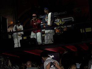Machas with Attitude - Machas With Attitude (MWA) Performing at Hard Rock Cafe, Mumbai