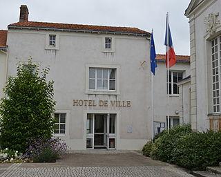 Part of Machecoul-Saint-Même in Pays de la Loire, France