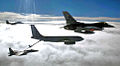 MadDill AFB KC-135 refueling F-16s from Hill and F-15s from Eglin.jpg