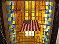 Madison County Courthouse in London, ceiling glass.jpg