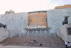Palacio Vistalegre - Entrance of venue, c. 2015