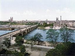 Magdeburg   [Public domain], via Wikimedia Commons