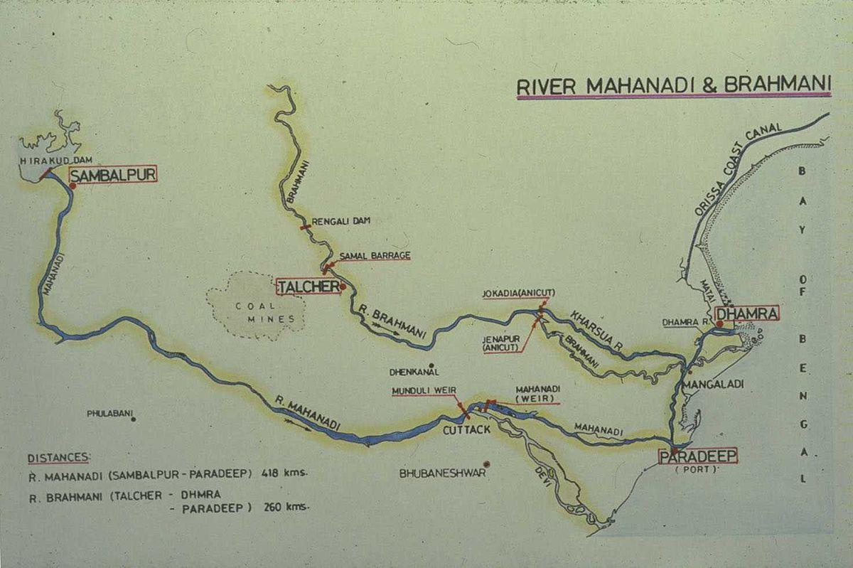 Brahmani River Wikipedia