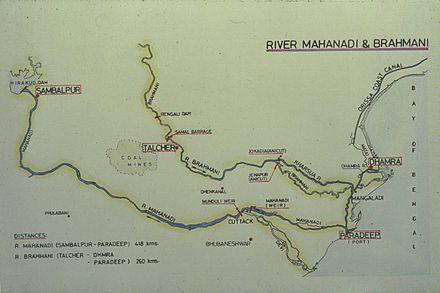 Brahmani River - WikiMili, The Free Encyclopedia