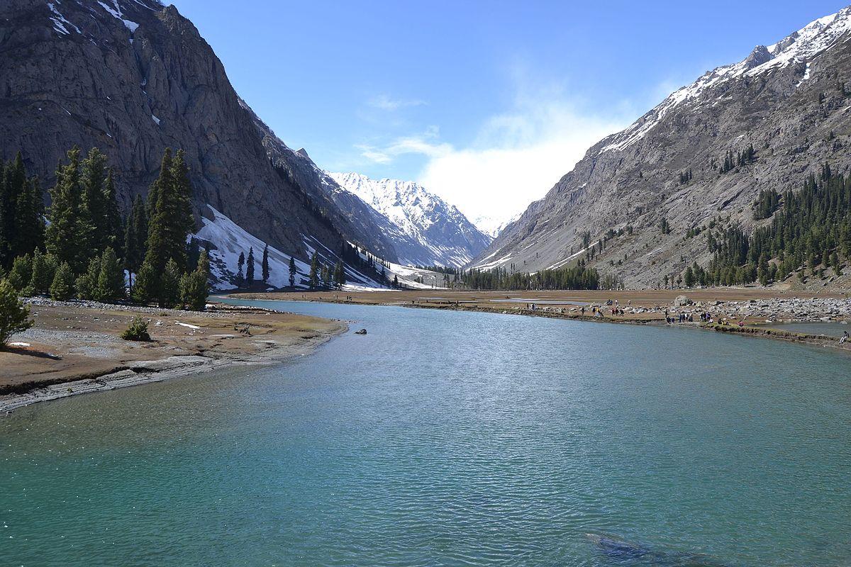 Mahodand Lake - Wikipedia