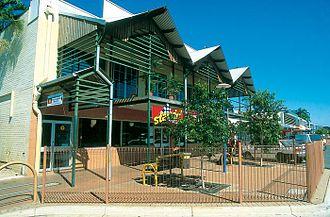 Katherine, Northern Territory - Katherine  Main Street