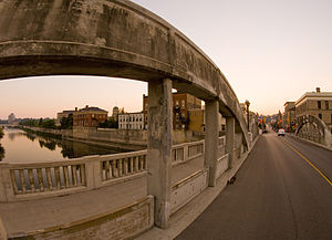 Murdoch Mysteries - Image: Main Street Bridge
