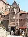 Main entrance of the castle of Haut-Koenigsbourg.jpg