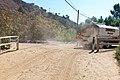 Maintenance vehicle at Hellman Wilderness Park, Whittier California.jpg