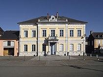 Mairie d'Azereix (Hautes-Pyrénées, France).JPG
