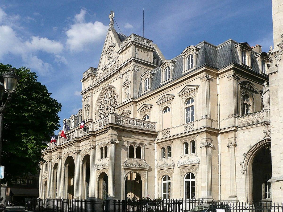 Mairie du 1er arrondissement de paris wikip dia - Statut de la ville de paris ...