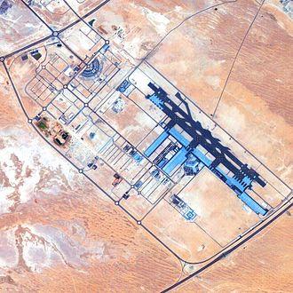Al Maktoum International Airport - Image: Maktoum Airport